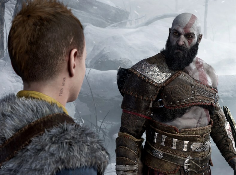 God of War Ragnarok - Imagem oficial Stories 06