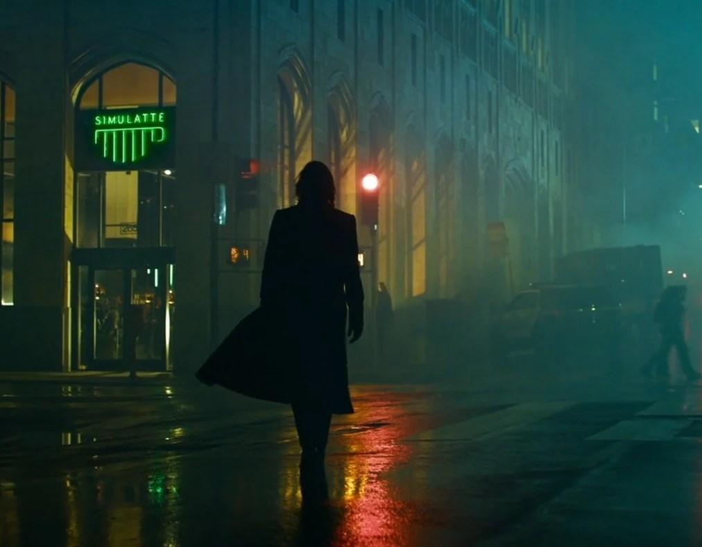 Matrix 4 - Imagem do teaser 05
