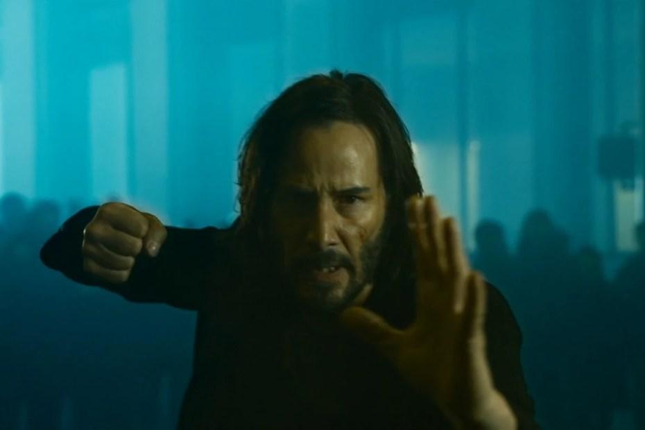 Matrix 4 - Keanu Reeves 02