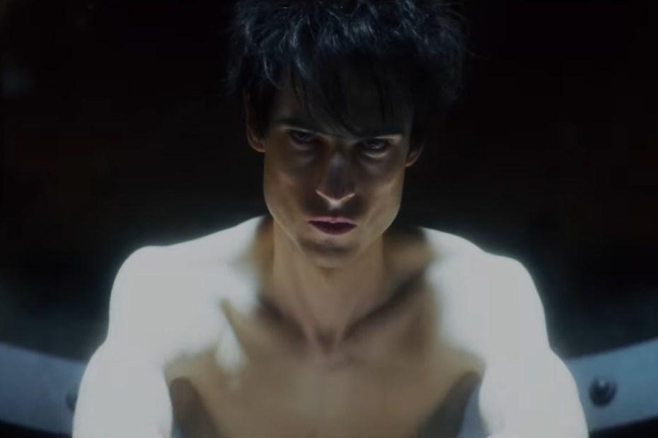 Sandman - Imagem do teaser capa