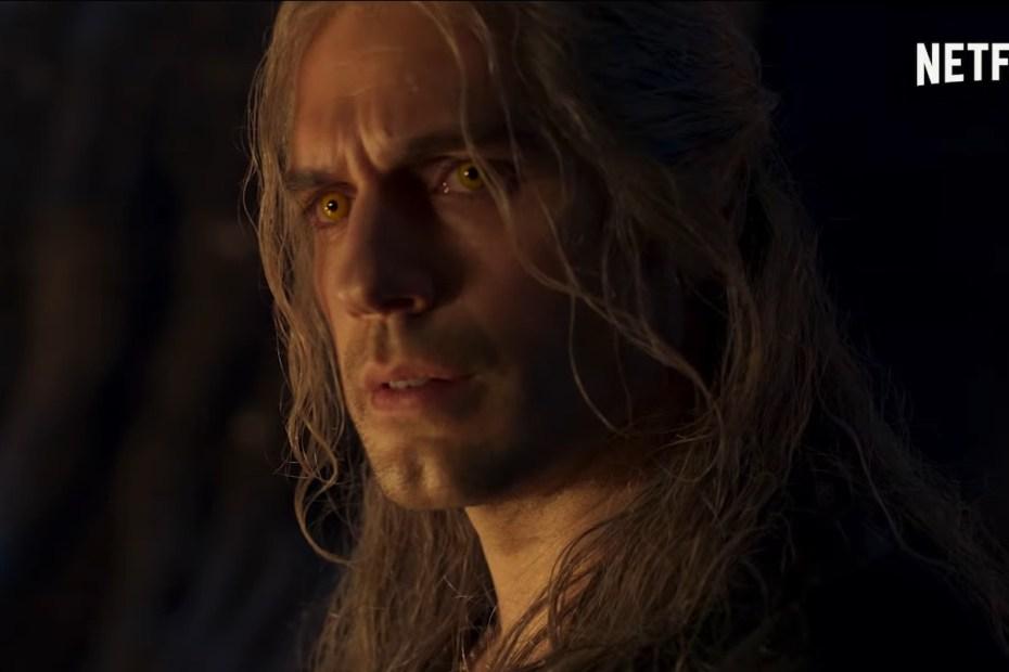 The Witcher - Imagem do trailer da segunda temporada - Capa