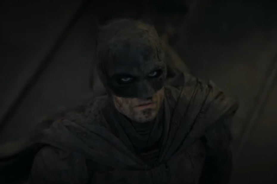 Batman - Imagem do trailer capa