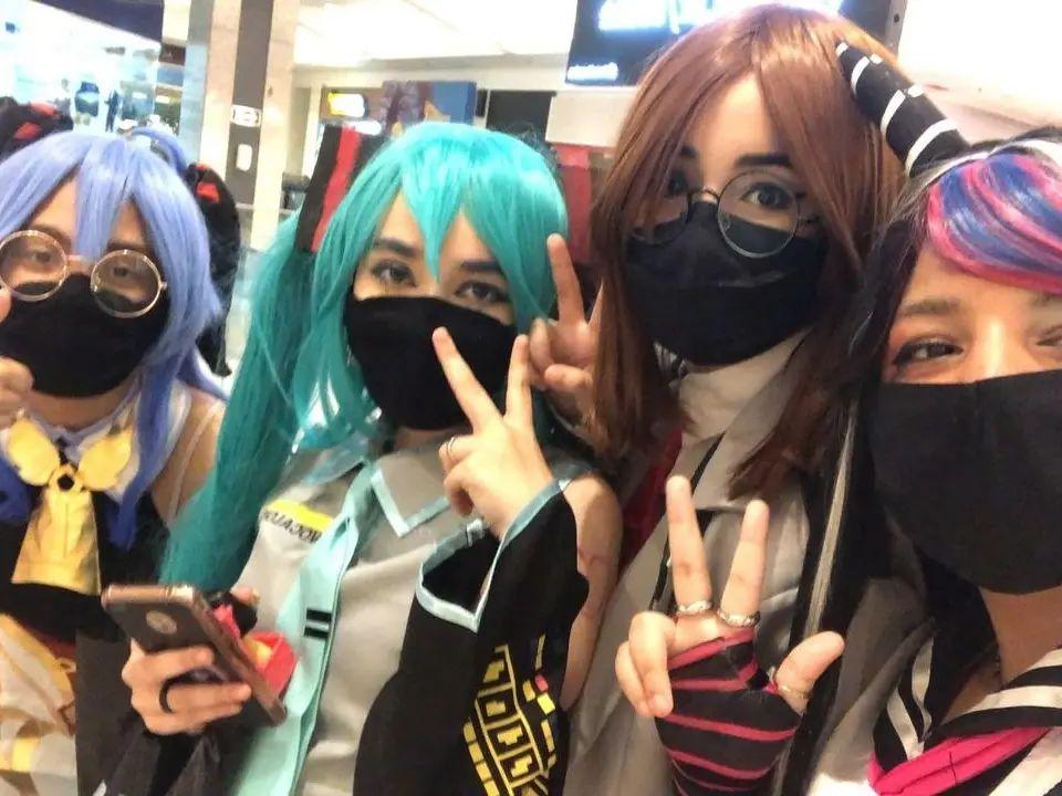 Encontro de cosplayers - Genshin Impact, Hatsune Miku e mais - 03