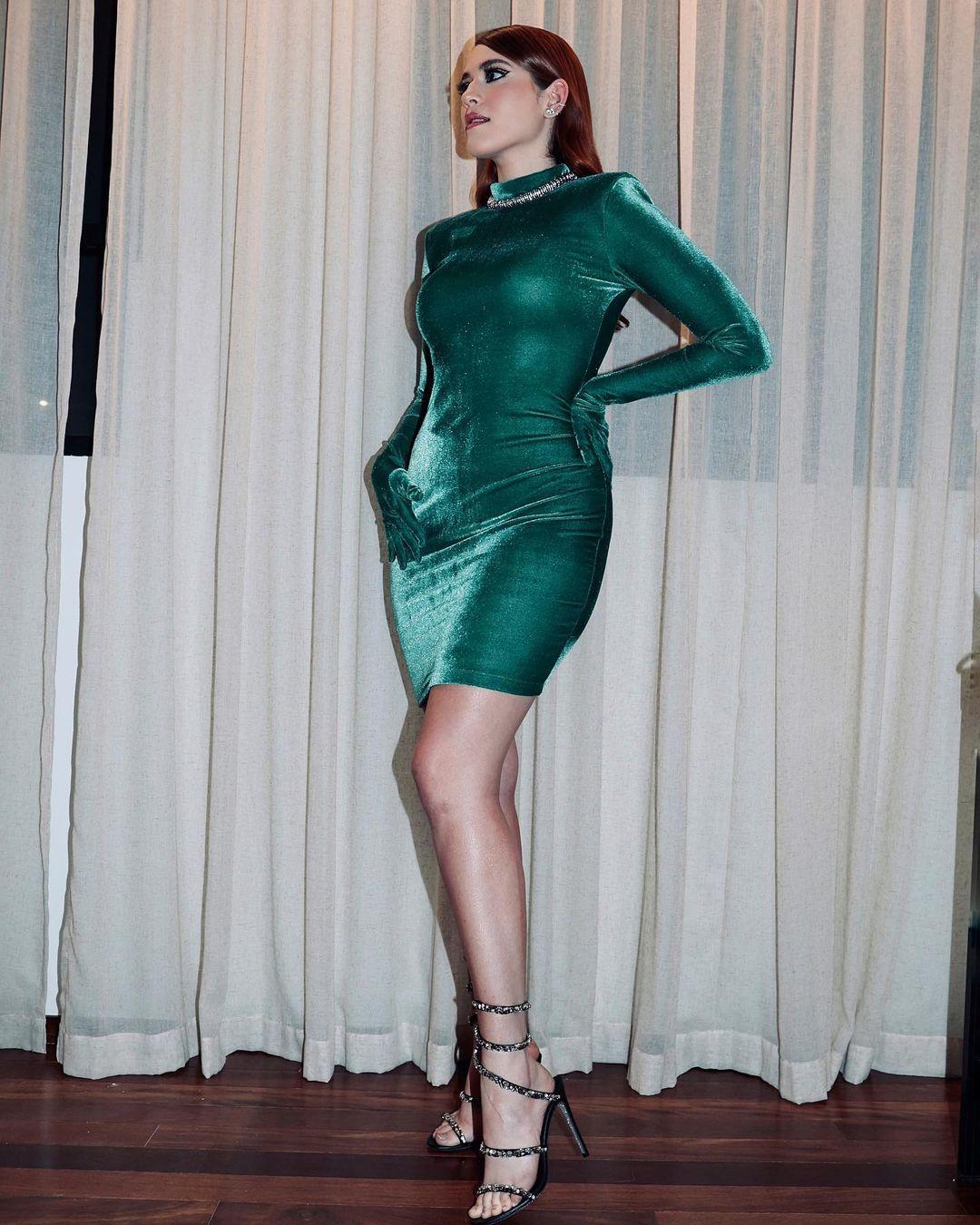 Look de Ana Clara para o Prêmio Geração Glamour 2021 - Foto 03