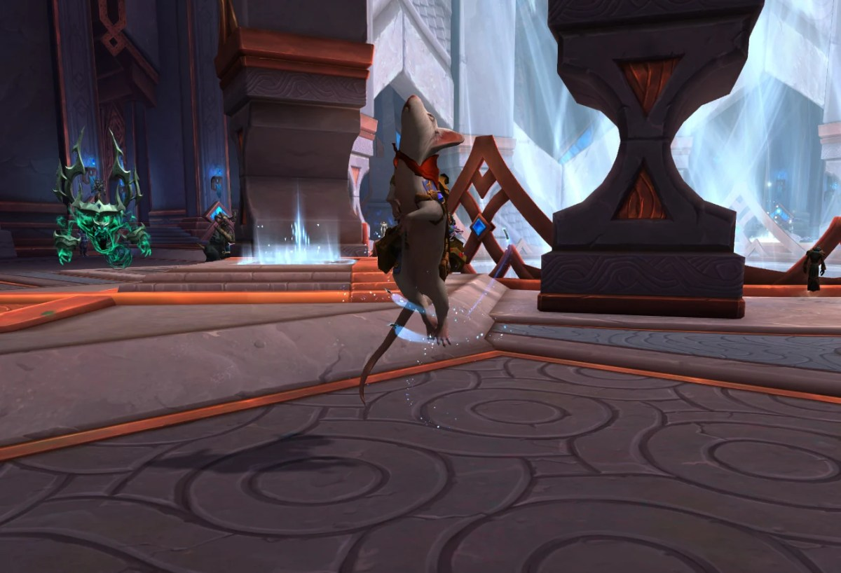 Montaria de World of Warcraft - História do Sargento 07