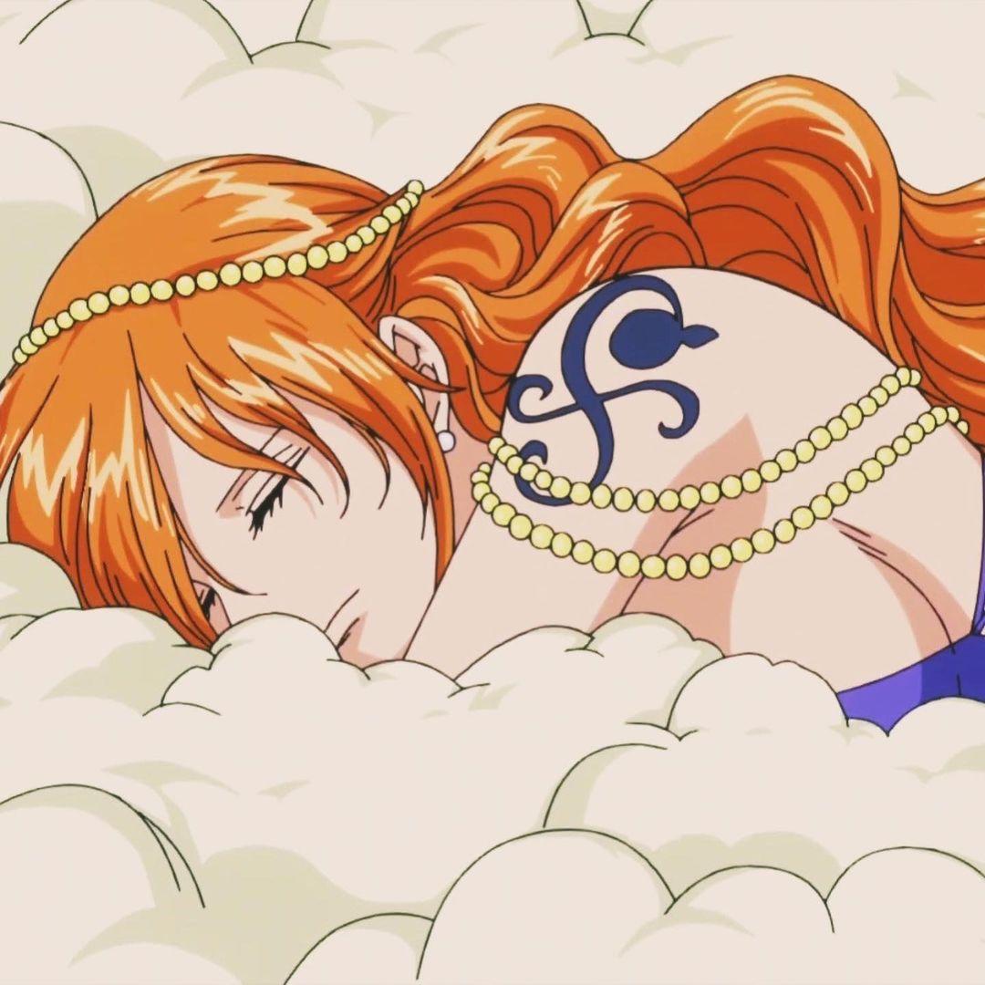 One Piece - Nami no arco Zou - Vestido Roxo 01