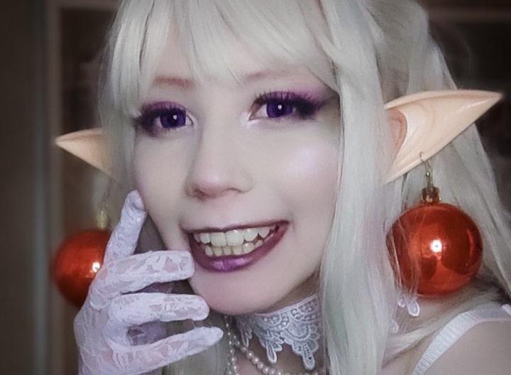Selfie Cosplay da Boosette de Halloween - Capa