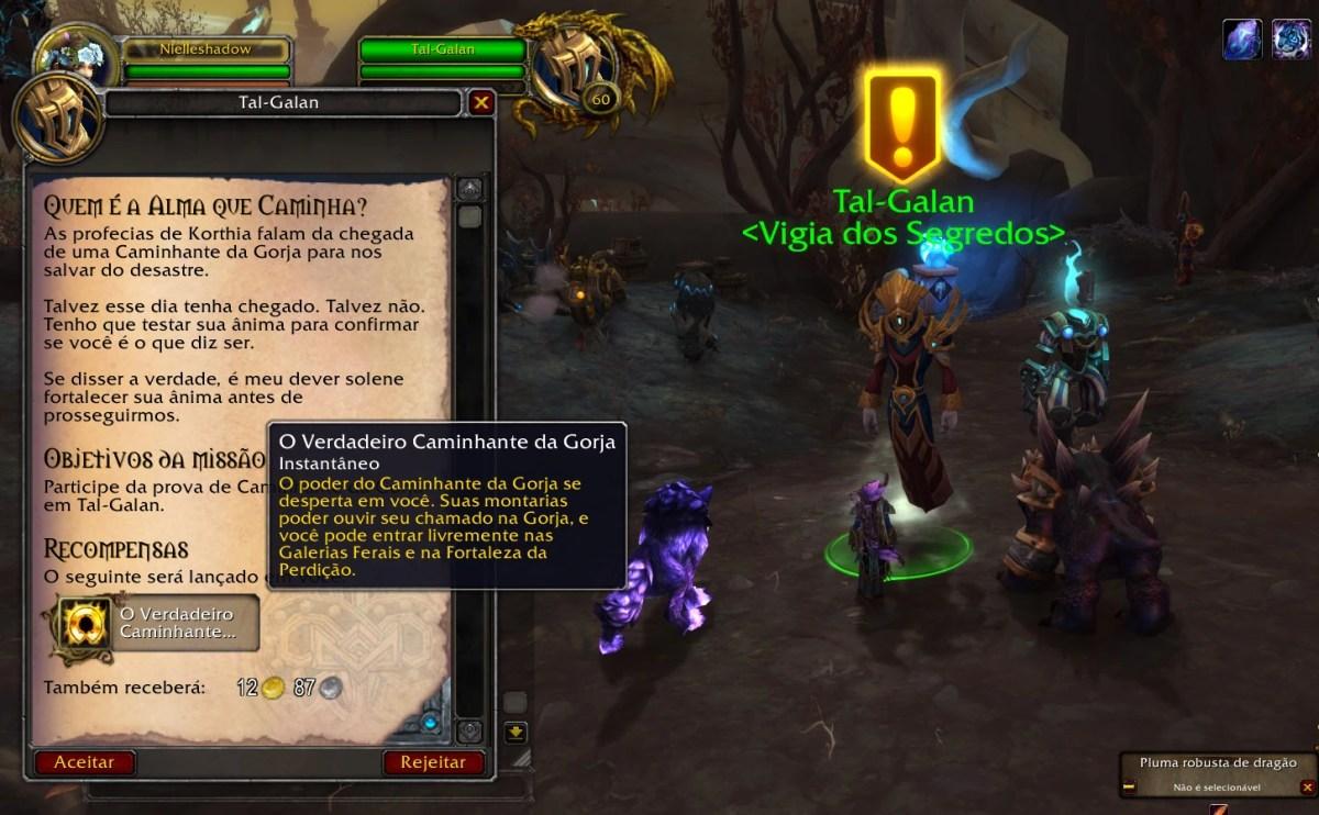 World of Warcraft Shadowlands - Iniciando progressão em Korthia 01