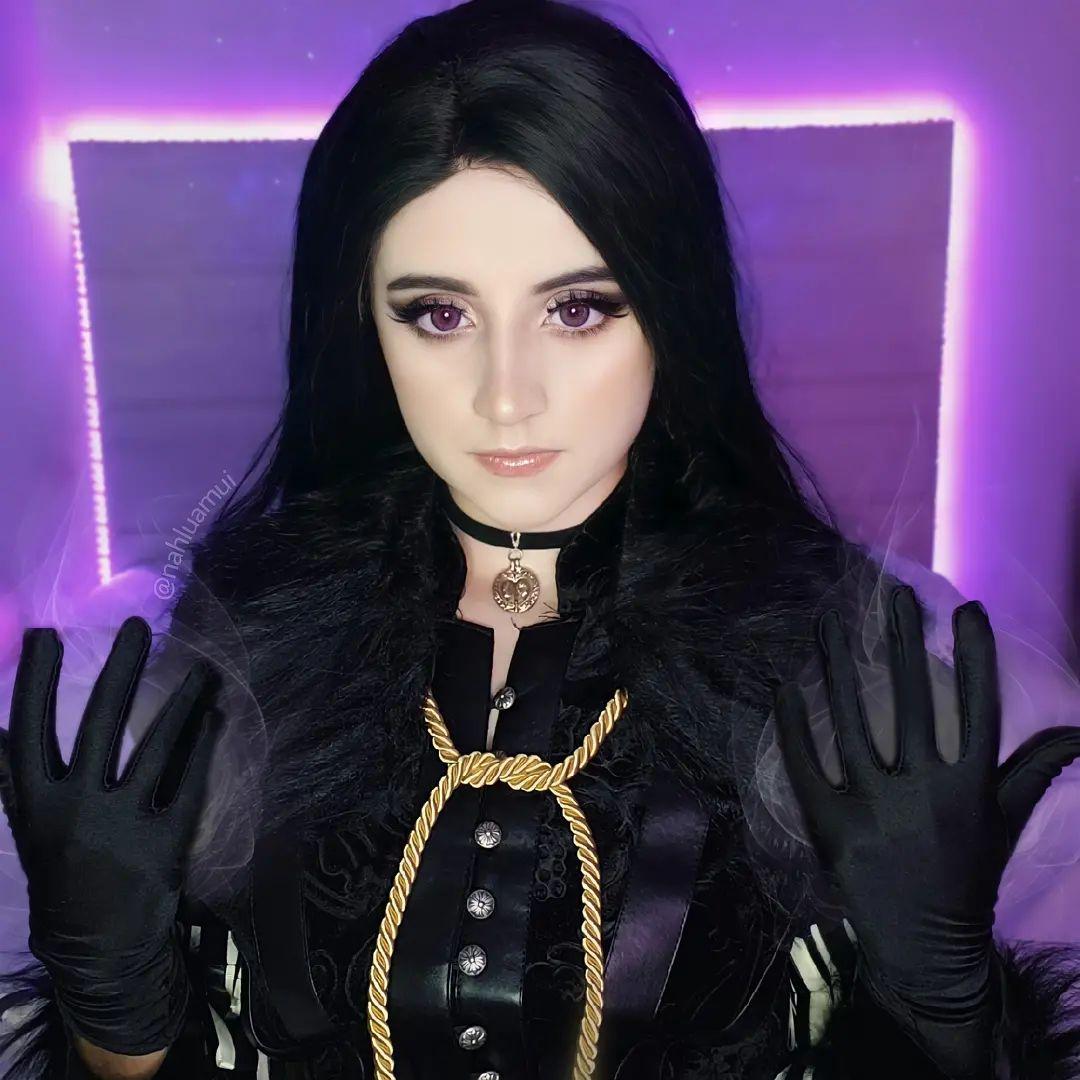 Yennefer Cosplay - The Witcher - Ana Luiza Amui 01