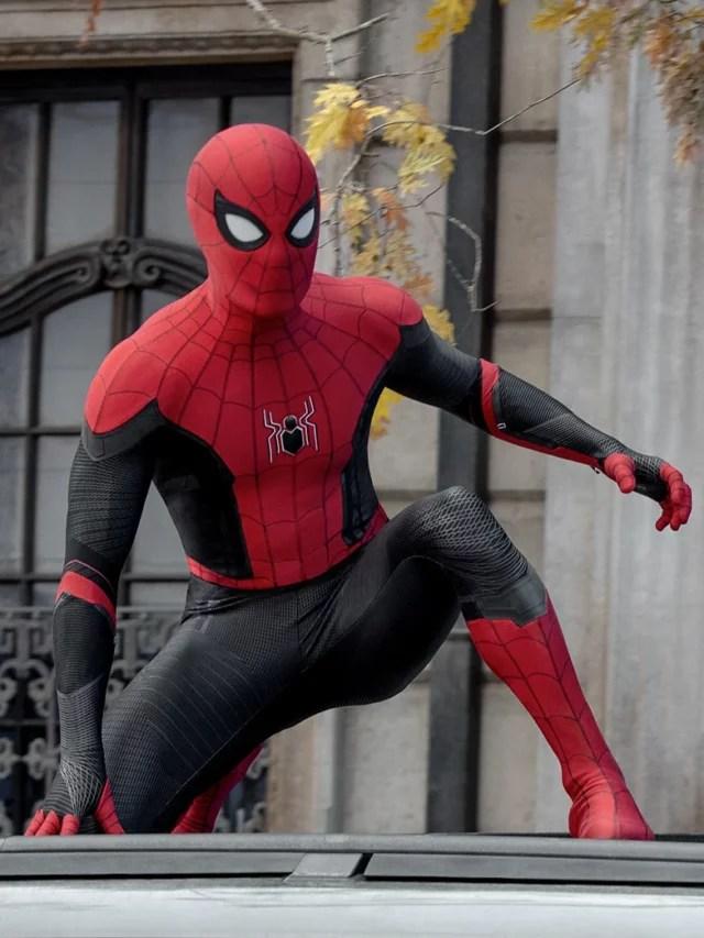 Homem-Aranha: Sem Volta Para Casa – Novas fotos do filme