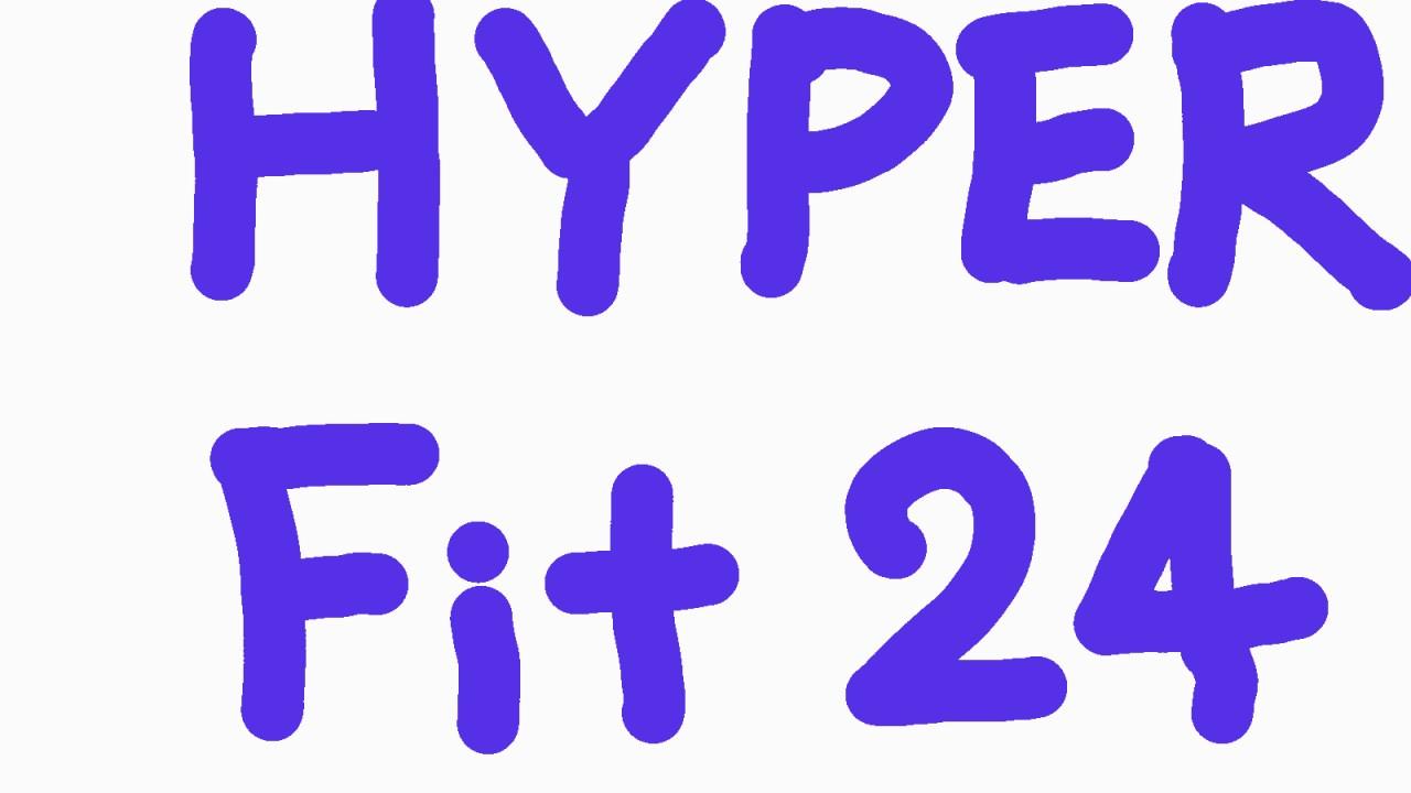 ハイパーフィット24