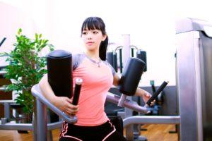 腹筋のウエイトマシン