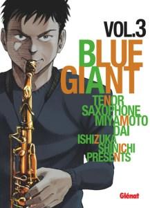 Blue Giant T.3 - Tenor saxophone