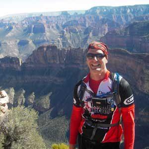 8. Vélo de montagne dans le Grand Canyon