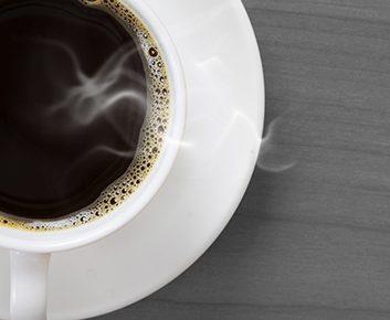 Éliminez ou diminuez la caféine