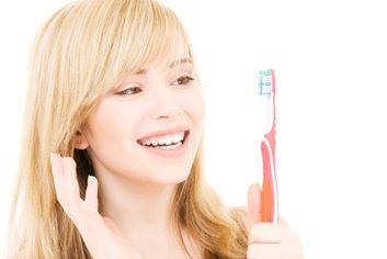 Rangez votre brosse à dents debout