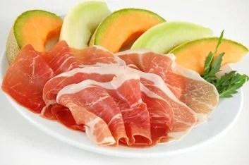9. Amuse-gueule de melon