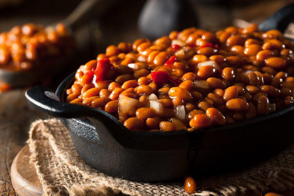 Une recette méditerranéenne de haricots de Lima