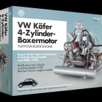 Vw Beetle 4 Cylinder Boxer Engine 1 4 Kit 67038 Selection Rs