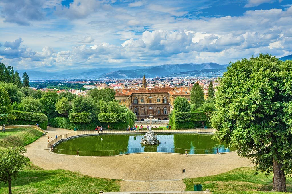 Exploring the Boboli Gardens of Florence  Select Italy Travel
