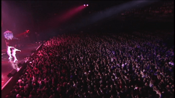 Perfume Game Tour Crowd