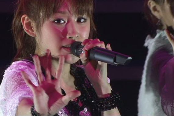 Morning Musume 9 Smile Tour Kimagure Princess