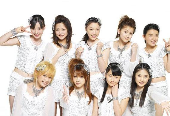 Morning Musume Only You Group Photo