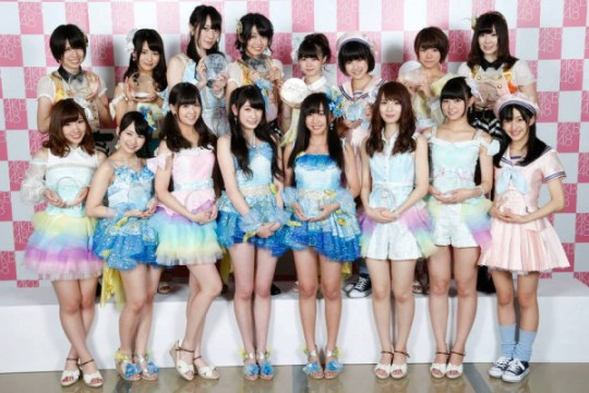 AKB 32nd Single Future Girls
