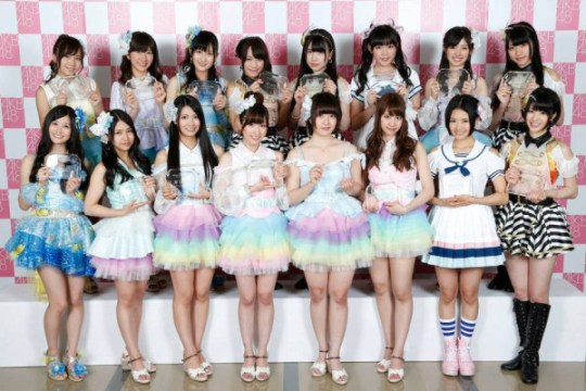 AKB 32nd Single Next Girls