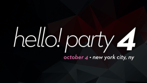 Hellp Party 4 Graphic