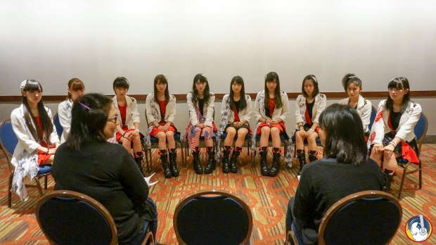 Interview: Morning Musume。 '14 in New York