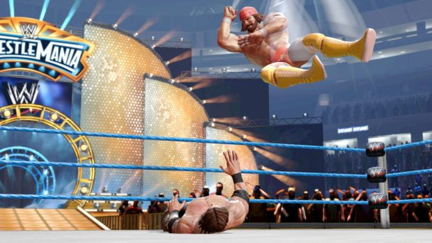 Macho Man Flying Elbow