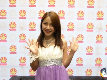 Japan Expo 2013: Kikkawa You
