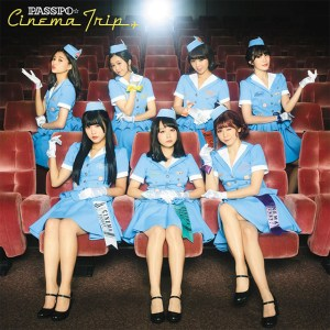 PASSPO Cinema Trip Cover B