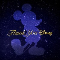 Thank You Disney CD Cover