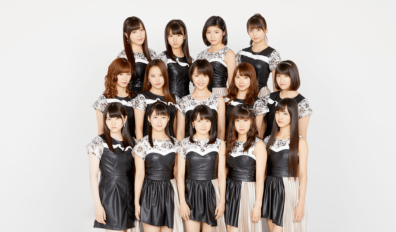 Morning Musume。'17 - Artist Photo ©UP-FRONT PROMOTION Co