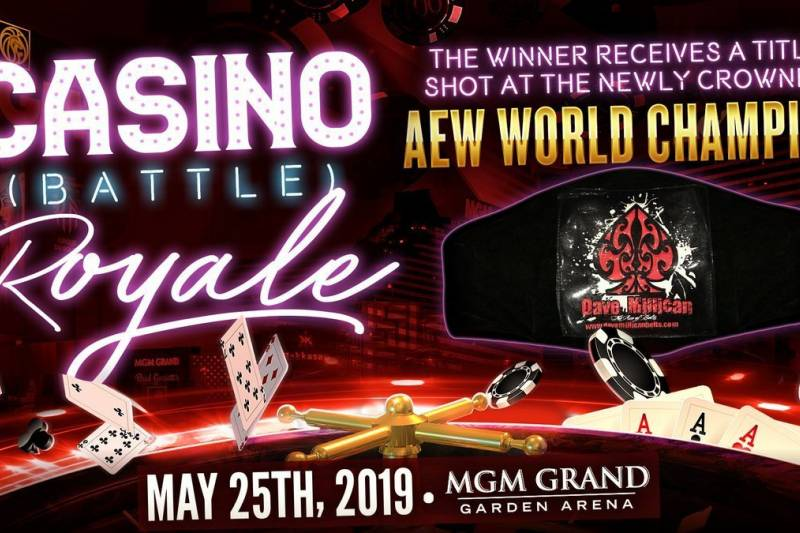 AEW Double Or Nothing Battle Royale