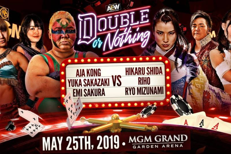 AEW Double or Nothing - Joshi