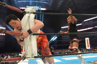G1 CLIMAX DALLAS AXS-27