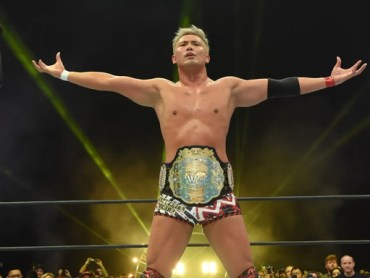 New Japan Pro Wrestling G1 Climax 2019 in Dallas