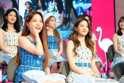 KCON LOS ANGELES 2019 FROMIS9 APPEARANCE-13