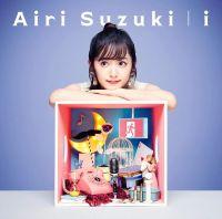Suzuki Airi i CD Cover 2