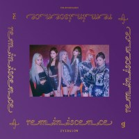 EVERGLOW REMINISCENCE CD COVER