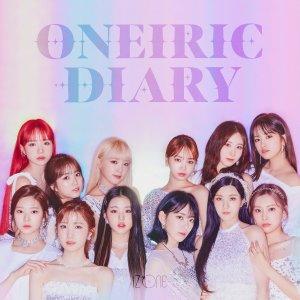 IZONE Oneiric Diary CD Cover