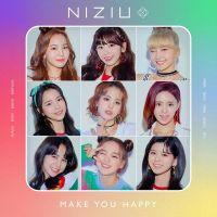 NiziU Make You Happy CD Cover