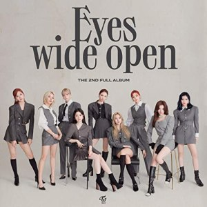 TWICE EYES WIDE OPEN COVER