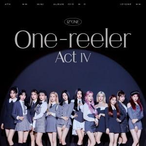 IZONE ONE-REELER COVER