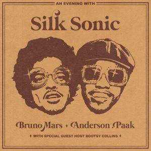Silk Sonic Leave The Door Open Cover