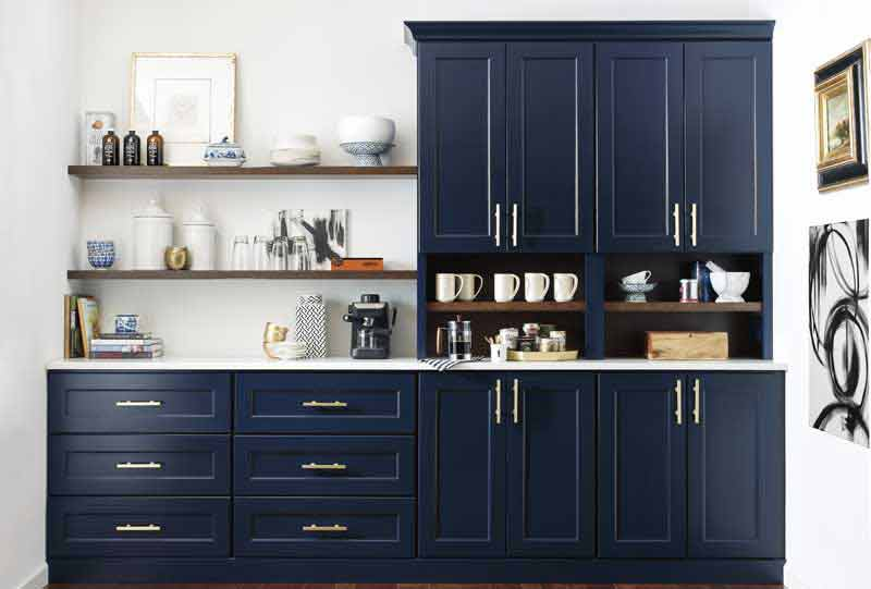 omega custom paint cabinetry