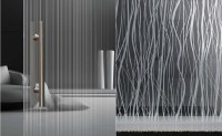 Introducing satin-etched glass patterns from Italy  Selector